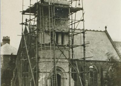 St Johns Church, Wroxall, 1911